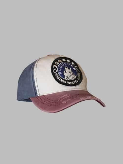 gorra carl combinada