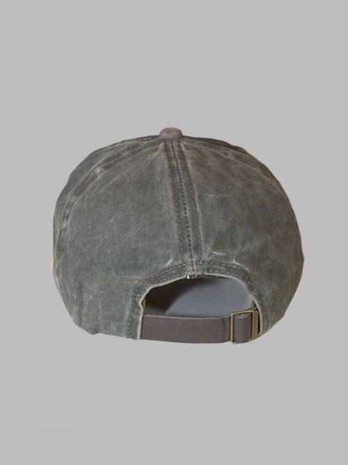gorra cox de atrás